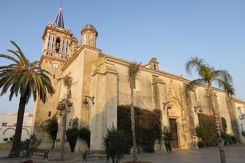 Iglesia de Nuestra Señora de la O - Vista general