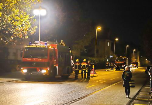 Mercedes 1429 1993 Feuerwehr Wettingen 8.11.2019 2625