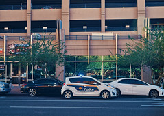 Parking Enforcement Vehicle - City of Phoenix Police