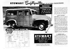 1951 Stewart Safetymaster Station Wagon