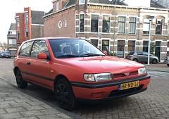 1994 Nissan Sunny 1.4