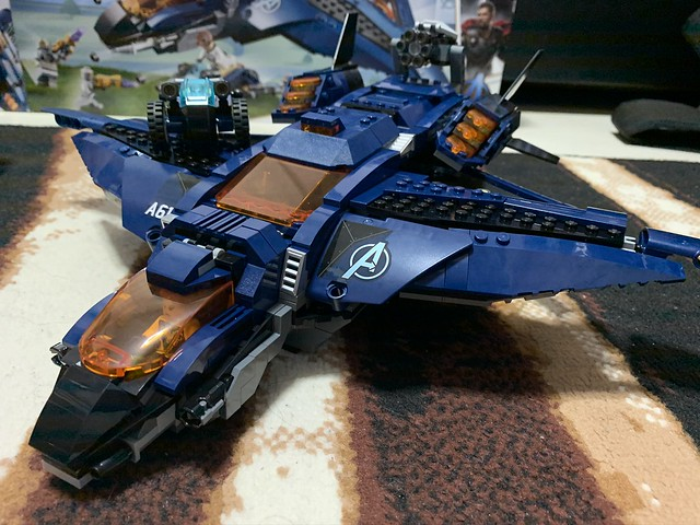 Lego QuinJet