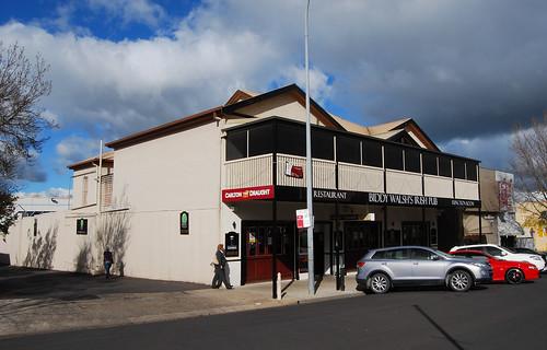 Biddy Walsh's Irish Pub, Orange, NSW.
