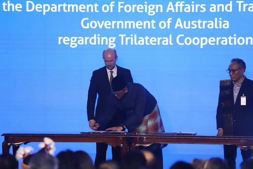 Indonesia dan Australia Melihat Peluang Kerja Sama yang Lebih Luas