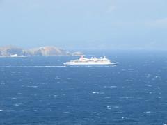 Outgoing Ocean Liner - Bald Head Walk, Torndirrup Peninsula, Albany, Western Australia