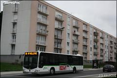 Mercedes-Benz Citaro – Transdev – CTA (Compagnie des Transports de l'Atlantique) (STAO PL, Société des Transports par Autocars de l'Ouest – Pays de la Loire) n°12375 / TAN (Transports en commun de l'Agglomération Nantaise) n°9054