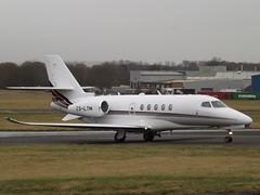 CS-LTM Cessna Citation Latitude 680A (NetJets Europe)