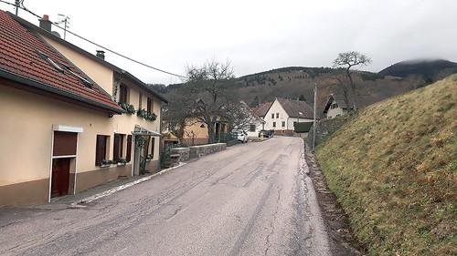 Geishouse, le bas du village