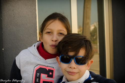 Jojo y Sofía