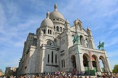 Basilica Sacre Coeur de Paris