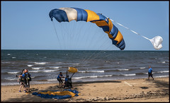 Landing on Queens Beach North-1=