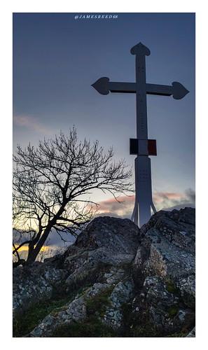 Croix sommitale du Vieil-Armand - Haut Rhin