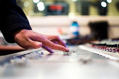 Mixing Desk Mixer Slide Control Edited 2020