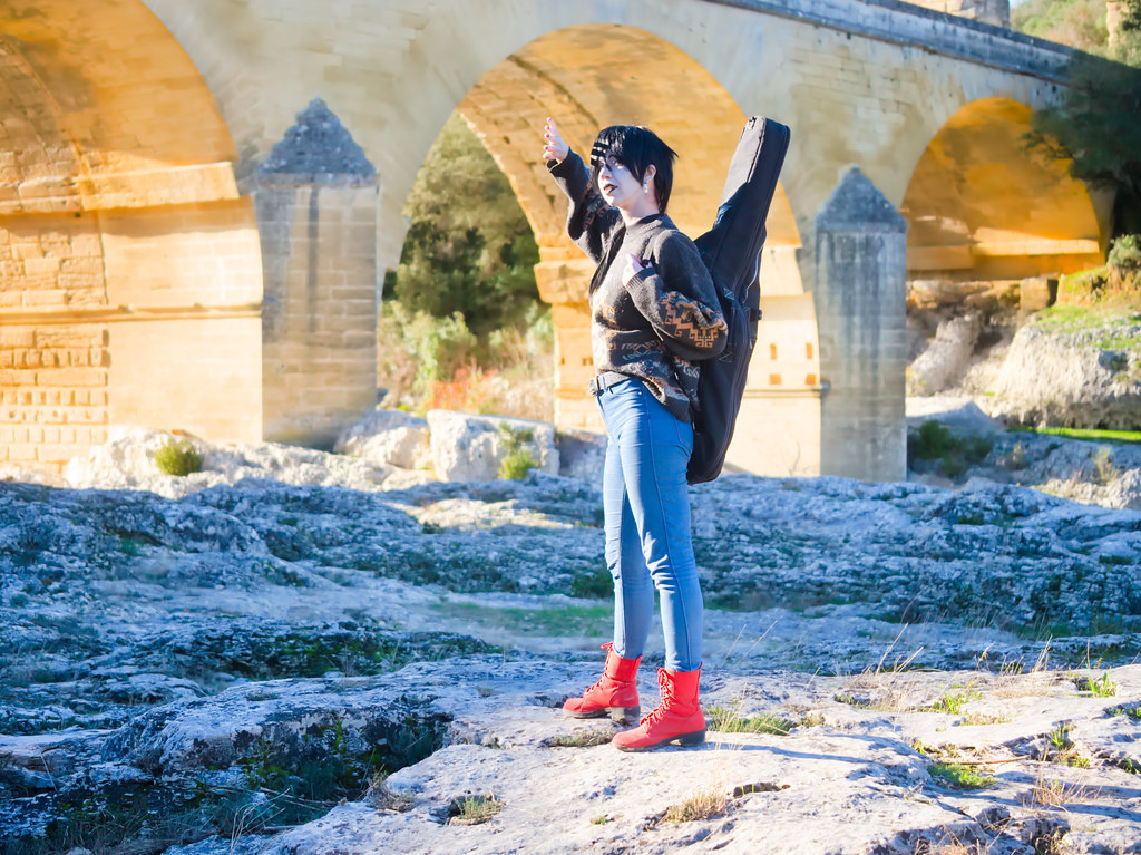 related image - Shooting Aventure Time - Marceline - Shadow - Gard -2019-12-23- P1977271
