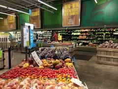 Buzzwords on the darkish produce wall