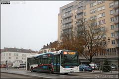 Heuliez Bus GX 327 – STAC (Société de Transport de l'Agglomération Chalonnaise) (Transdev) / Zoom n°2125