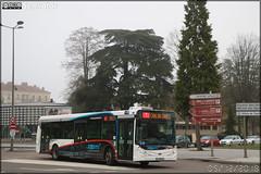 Heuliez Bus GX 327 – STAC (Société de Transport de l'Agglomération Chalonnaise) (Transdev) / Zoom n°2126