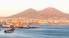 Mount Vesuvius Volcano - Naples