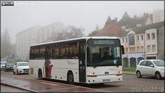 Van Hool 915 CL – Transdev – Rapides de Saône et Loire n°715