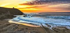 Playas de Suances. Cantabria