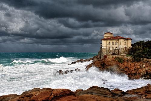 Arriva la tempesta - The storm comes