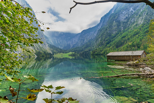 Obersee vom Königsee