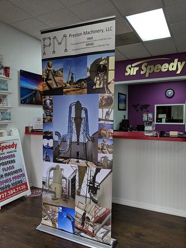 Produced by Sir Speedy• Print • Signs • Marketing • Address: 12509 Ulmerton Road, Largo FL 33774 • Call us at: (727) 584-7136