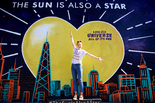 Warner Bros. - The Sun Is Also a Star