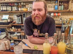Tender bartender