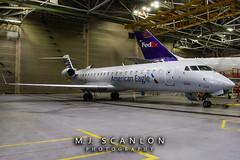 N740SK American Eagle |  Bombardier CRJ-701ER | Memphis International Airport