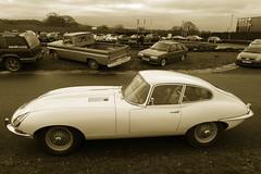 Jaguar E-Type 3.8 FHC (1962)