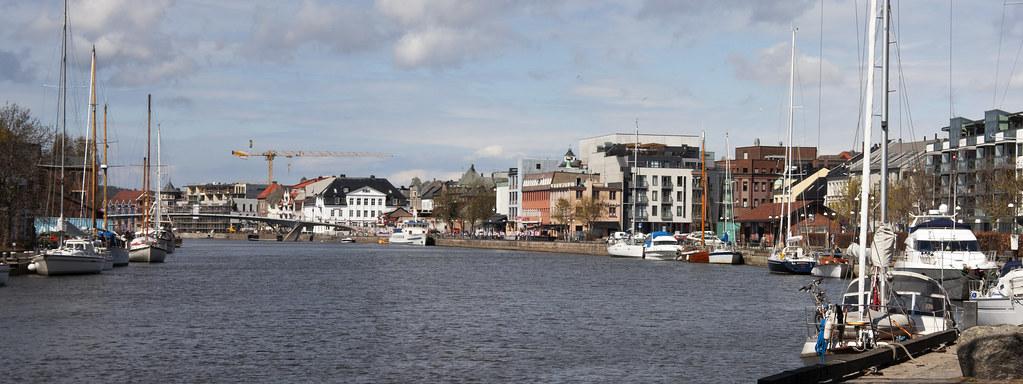 Pano 1.12, Fredrikstad near Axelbrottet