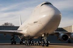 N405KZ Atlas Air | Boeing 747-4KZF | Memphis International Airport