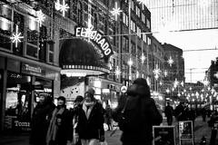 Christmas | Kodak Retina I - type 010