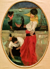 Varinas [Study] (1924) - Mário Eloy (1900-1951)