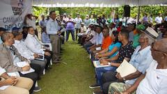 Para elevar calidad de vida de 5,000 habitantes de San Cristóbal, Gobierno da seguimiento compromisos Visita Sorpresa