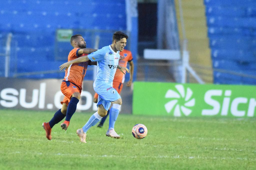 Osvaldo Cruz/SP x Londrina