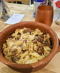 Lunch at ILLIA PASTA, Nice
