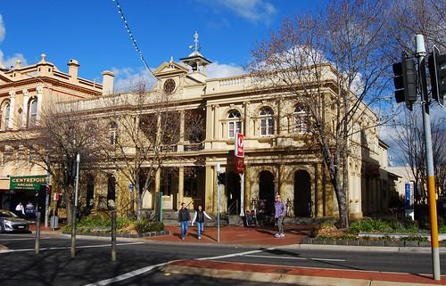 Post Office, Orange, NSW.