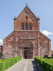 Abbaye d'Altorf - Église Saint-Cyriaque