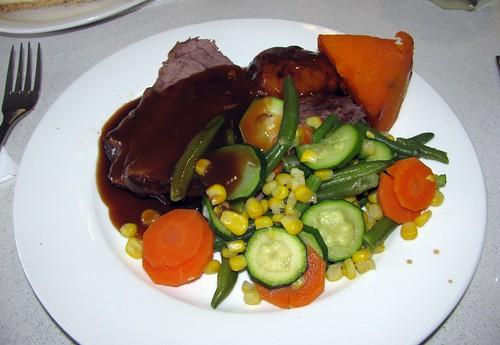 Roast Beef, Orange Ex Servicemans Club, Orange, NSW.