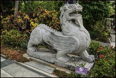 Singapore Raffles Garden Lion-1=