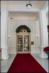 Singapore Raffles red carpet to breakfast-1=