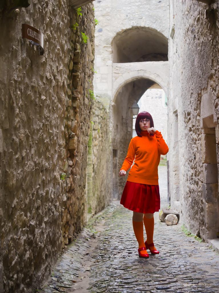 related image - Shooting Vera Dinkley - Scoubidou - Viviers -2019-12-27- P1977584
