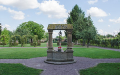 Puits renaissance de l'Abbaye d'Altorf
