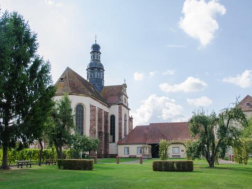Jardins de l'Abbaye d'Altorf
