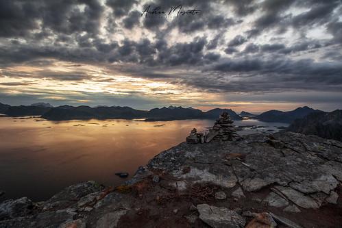 Festvågtinden, Henningsvaer - Lofoten Islands (Norway)