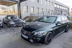 Mercedes-AMG C63 S Estate