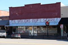 K. Woolens Dept. Store, Athens, TX