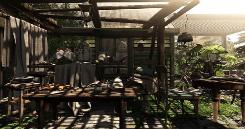 Sheltered Farmhouse Brunch....